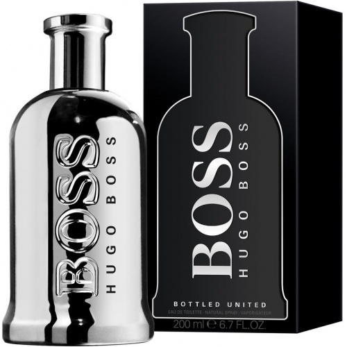 Hugo Boss Bottled United Eau de Toilette 200mL 男士淡香水 [Alfred免運]