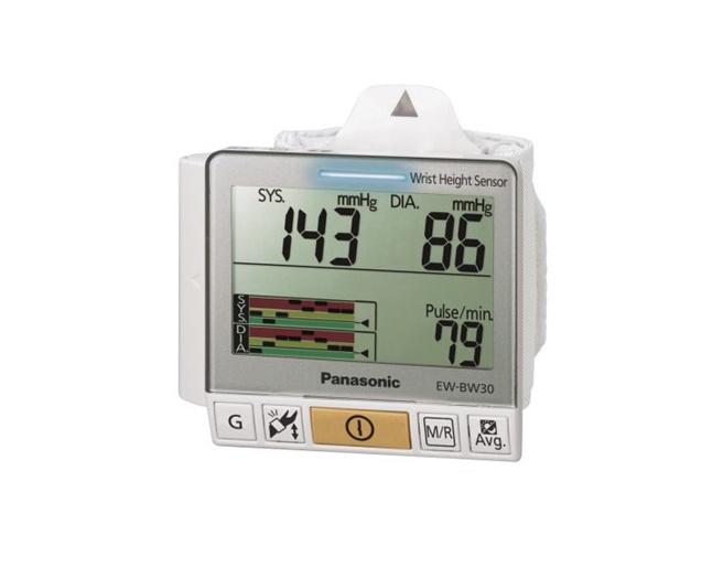 Panasonic 手腕式電子血壓計 EW-BW30
