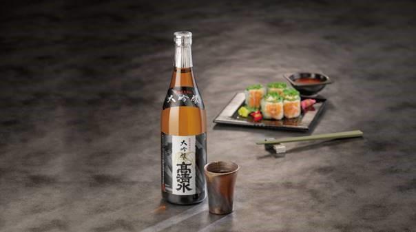日版 高清水 大吟釀清酒 300ml【市集世界 - 日本市集】