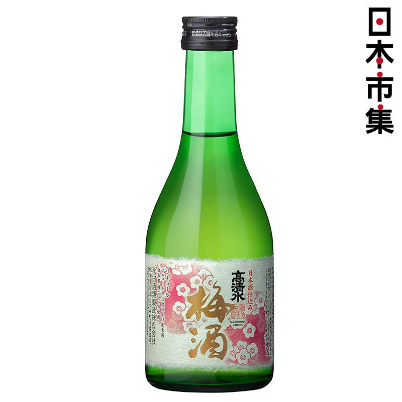 日版 高清水 梅酒 300ml