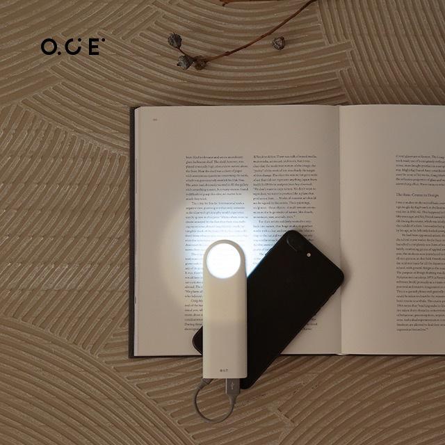 @KOVA • 日系小清新設計小夜燈移動電源6000mAh