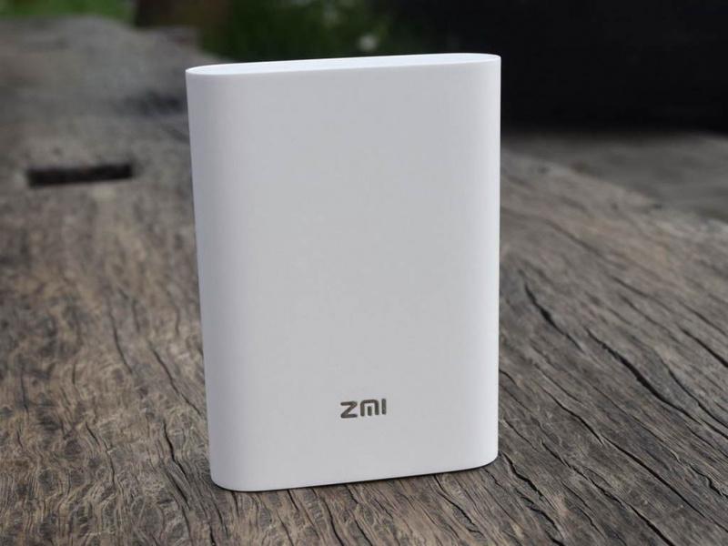 ZMI紫米 4G隨身路由器MF855(7800mAh)WIFI蛋
