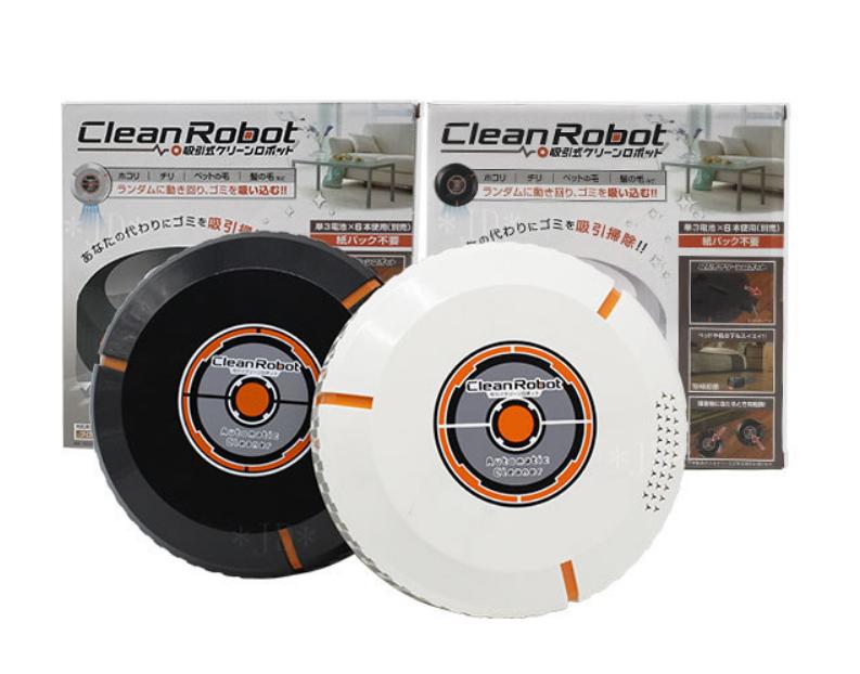 日本クリーンロボツト 吸引式全自動清潔機械人