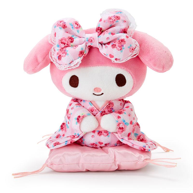 日本SANRIO Hello Kitty 和服公仔 [3款]