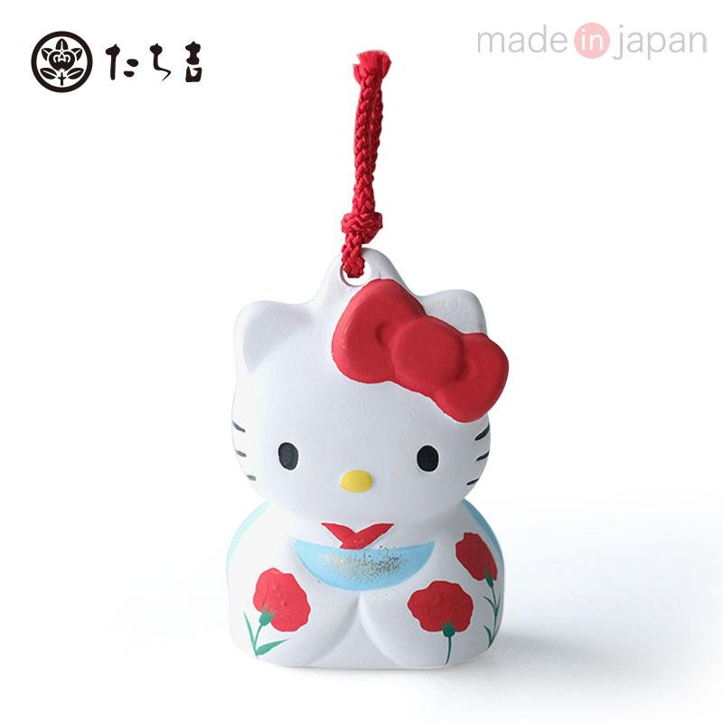 日本SANRIO Hello Kitty x たち吉 土鈴 [12款]