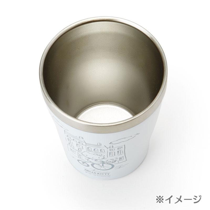 日本SANRIO Hello Kitty 不銹鋼保溫杯 [2色]