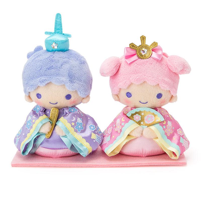 日本SANRIO Hello Kitty ひな祭りドール公仔 [3款]