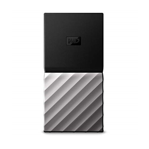 Western Digital My Passport SSD USB3.1 Gen2 TYPE-C (with USB-A Adapter)