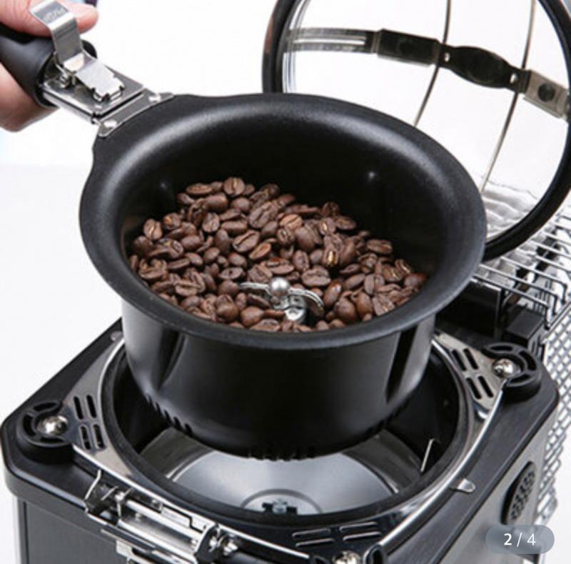 Ottimo Coffee Bean Roaster&Cooler (Make in Korea) Ottimo咖啡豆烘焙機和冷卻器(韓國製造)
