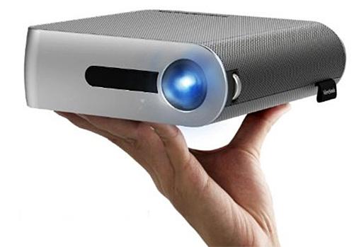 Viewsonic M1+ LED 360度時尚巧攜投影機 (Wifi版本)