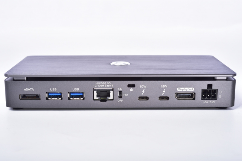 AKiTiO Thunder3 Dock Pro Enclosure with 10GbE