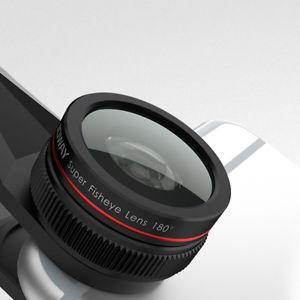 Joway 三合一手機拍攝鏡頭組合 (廣角+微距+魚眼鏡)