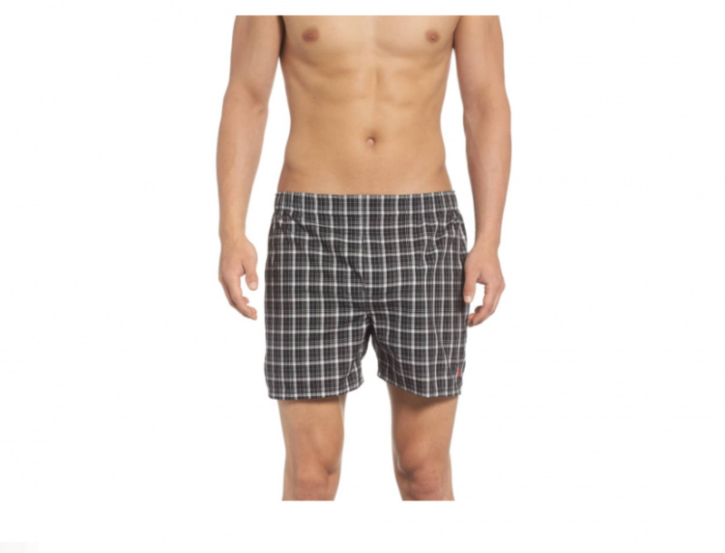 Ralph Lauren Polo短褲套裝 [3件裝][2款]