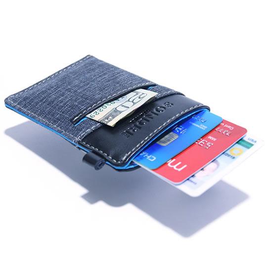 Sondre Travel Voyage Wallet 超輕極簡銀包