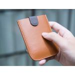 DAX The Card Wallet 第二代超薄信用卡及紙幣套 [皮製版]
