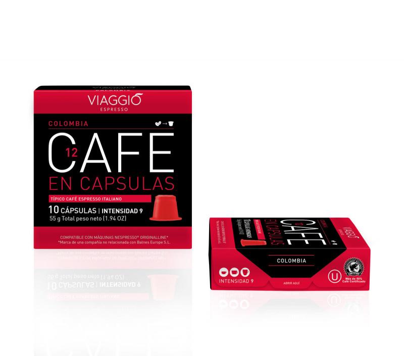 Viaggio Espresso Colombia 咖啡膠囊 (A-12-F-10-M12)