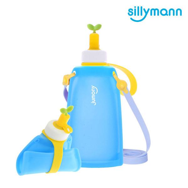 Silicone Kids WATER POUCH JUMONY 殖膠水袋 300ml [3色]