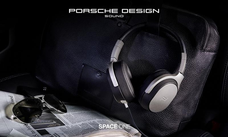 KEF Porsche Design Series Space One 主動式抗噪耳機
