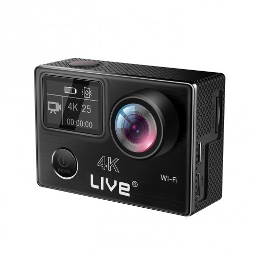 LIVECAM 9 WITH NATIVE 4K/ 真4K運動相機