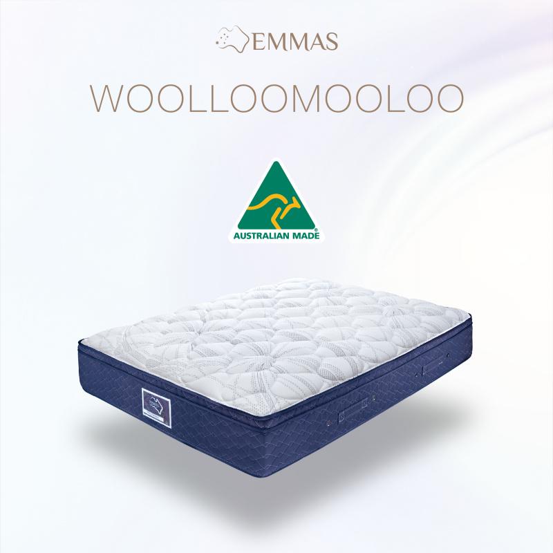 EMMAS 澳美斯 Woolloomooloo 床褥 50% OFF - 澳洲製造