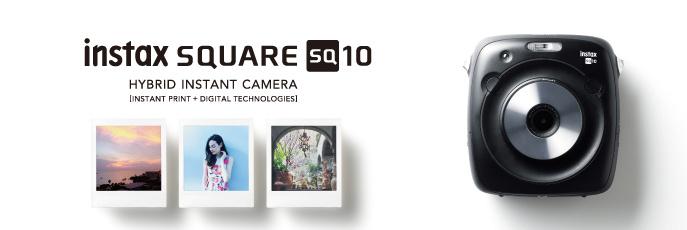 Fujifilm Instax SQUARE SQ10 連相紙