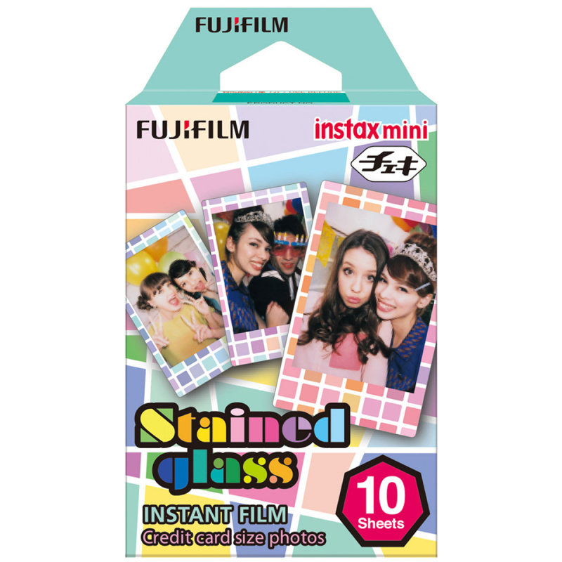 Fujifilm Instax Mini Color Film with Colored Frame 彩邊彩色相紙 [7款]