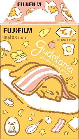 Fujifilm Instax Mini Color Film with Cartoon Frame 卡通色相紙 [7款]