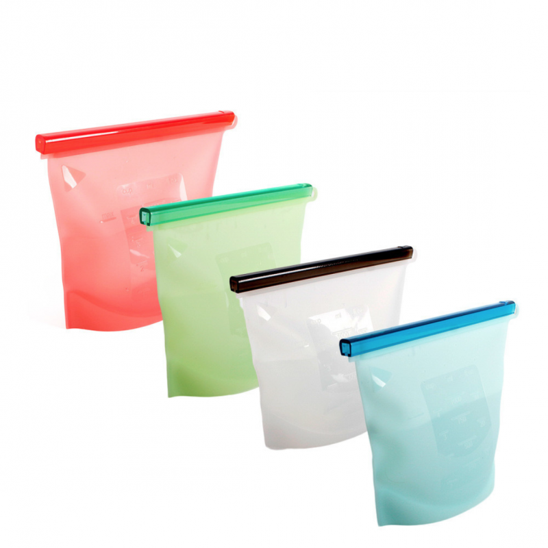 QQ矽膠密封食物袋