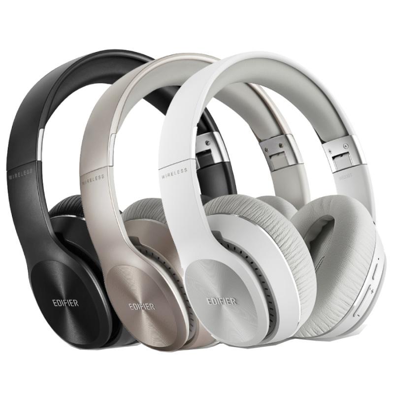 Edifier W820BT 頭戴式藍牙耳機 [3色]