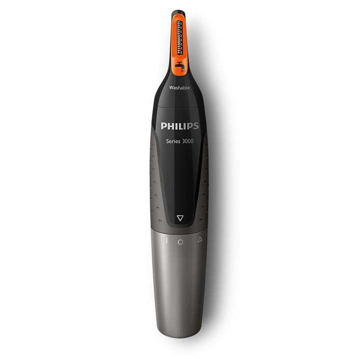 Philips NT3160 鼻毛耳毛及眉毛修剪器