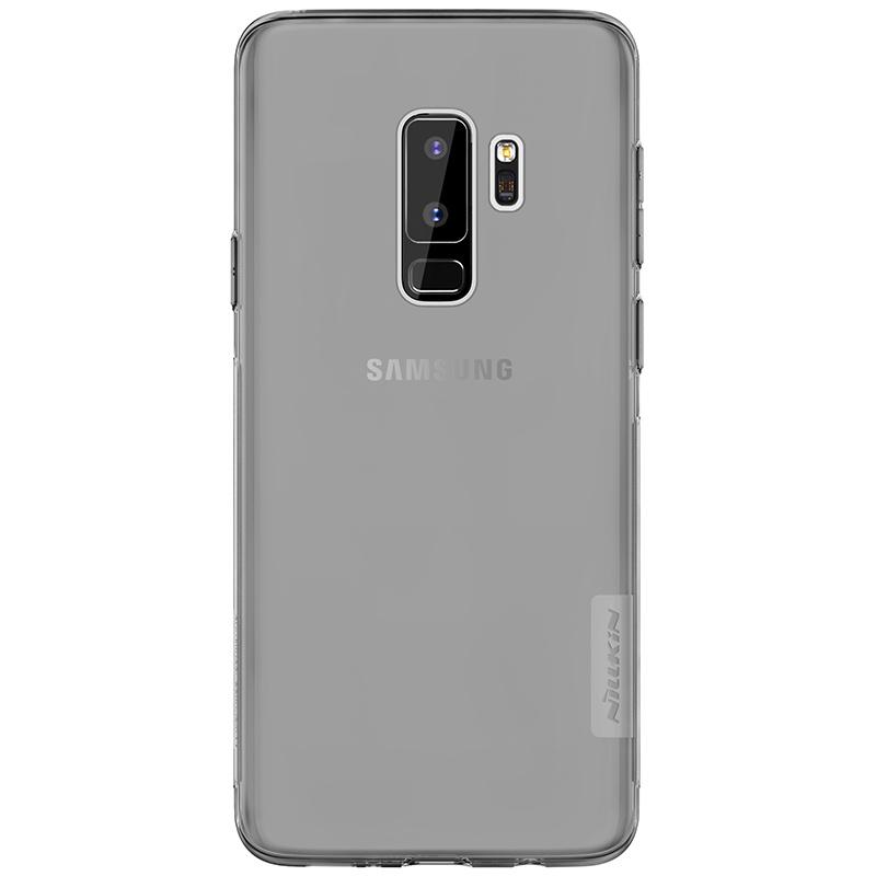 Nilllkin Samsung S9 Plus 買一送一防滑0.6mm TPU透明手機保護套 (3色)