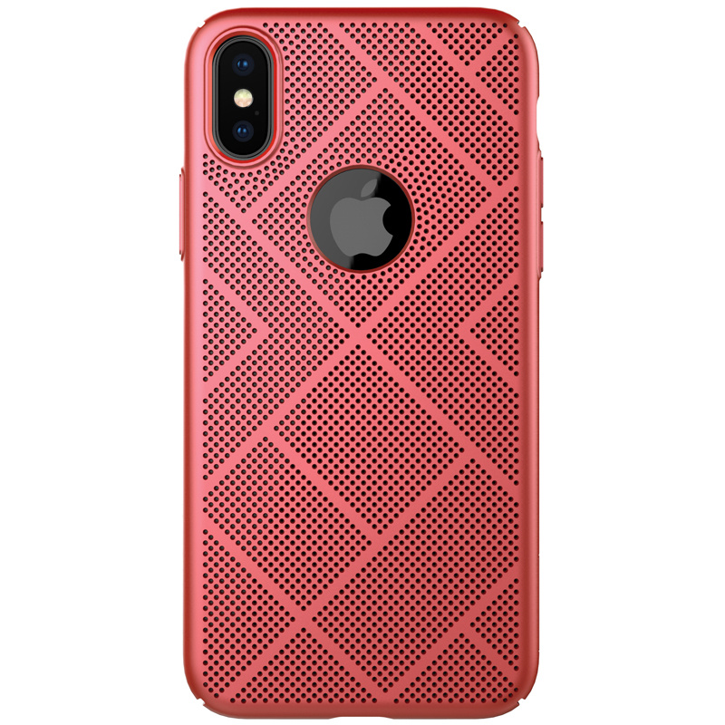 Nillkin iPhone X/Xs散熱手機保護套 (4色)