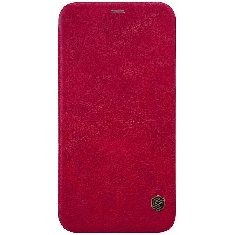 Nillkin iPhone X / Xs全覆蓋內置咭槽手機保護皮套 (3色)
