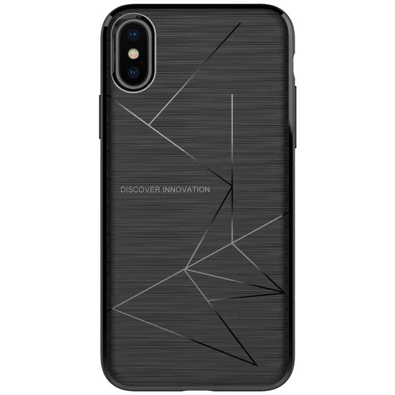 Nillkin iPhone 8 / 8 Plus / X / Xs 磁吸防滑TPU手機保護套
