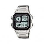 CASIO AE-1200 經典世界地圖十年電力手錶 [5款]
