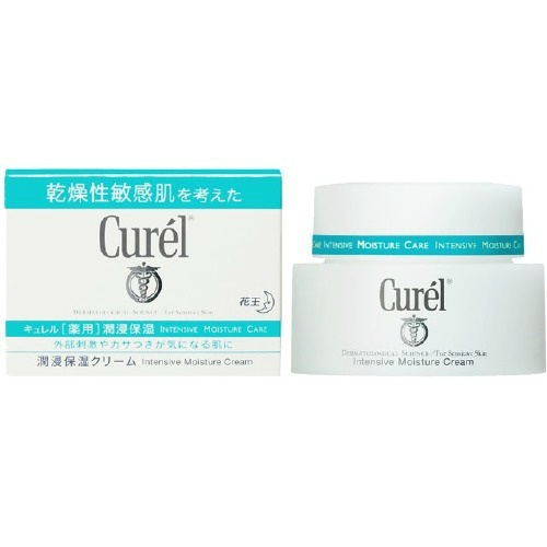 Curel Intensive Moisture Cream 40g 深層高效保濕面霜