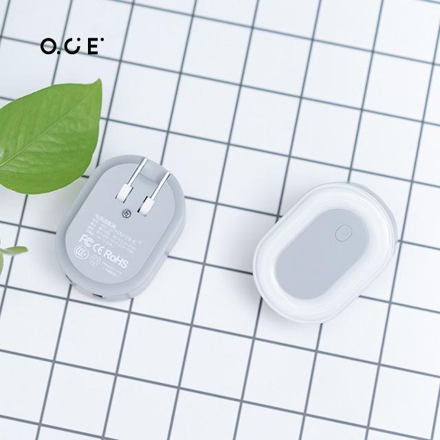 @KOVA•雙USB充電器連小夜燈功能
