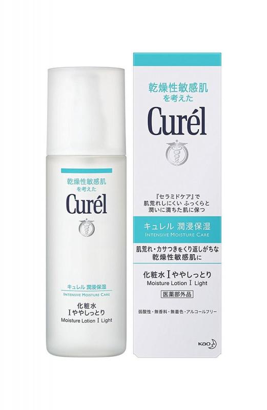 Curel Intensive Moisture Lotion I (Light) 150ml 輕柔保濕化妝水