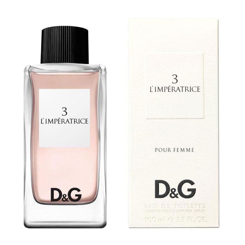 Dolce & Gabbana Anthology L'Imperatrice 3 EDT 100mL 女性淡香水