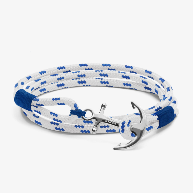 Tom Hope Royal Blue 手鏈 [2尺寸]