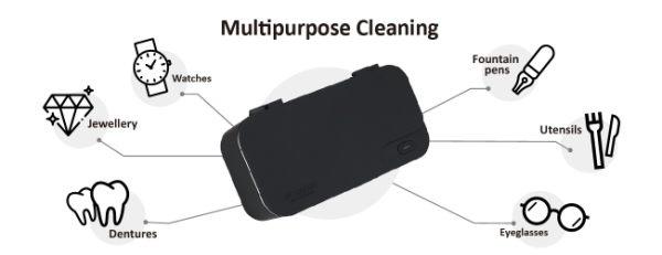 GT Sonic X1 超聲波清洗眼鏡機