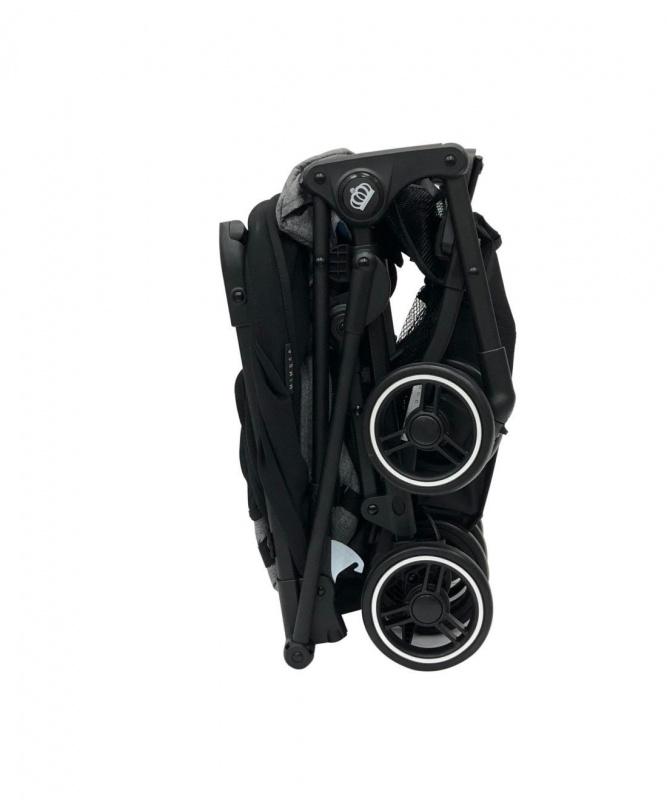 Mimosa Cabin City Stroller 便攜型嬰兒手推車 [黑色]