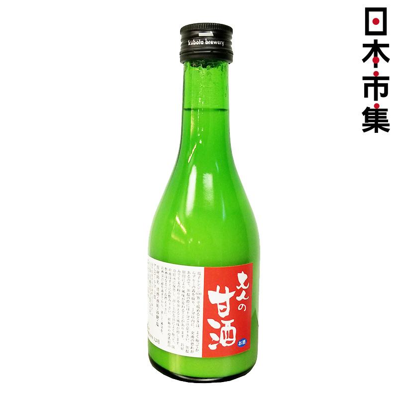 日版 久保田酒造 丸子甘酒 300mL
