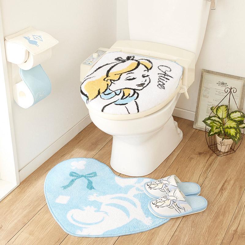 日本可愛卡通系列 廁所用品4件套裝 [4件套] [14款]