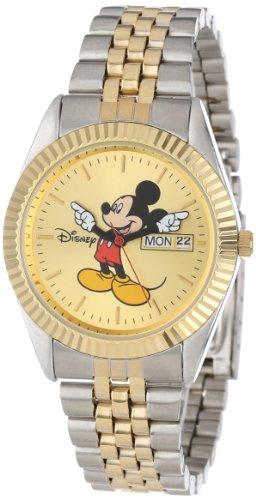 日本Disney Two-Tone Mickey Mouse Watch