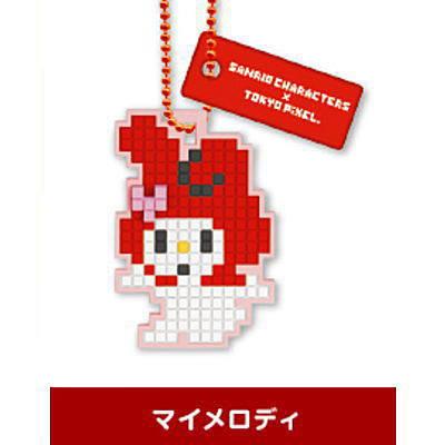 日本SANRIO CHARACTERS × TOKYO PiXEL [5款]