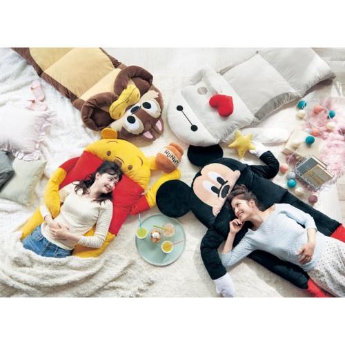 日本Disney 小熊維尼/米奇睡墊 [4款]