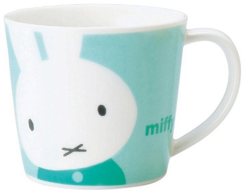 miffy 陶瓷杯 [2色]
