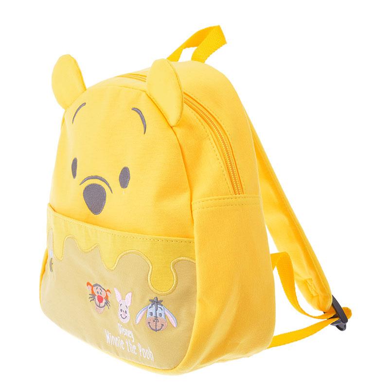 日本Disney 小熊維尼背囊