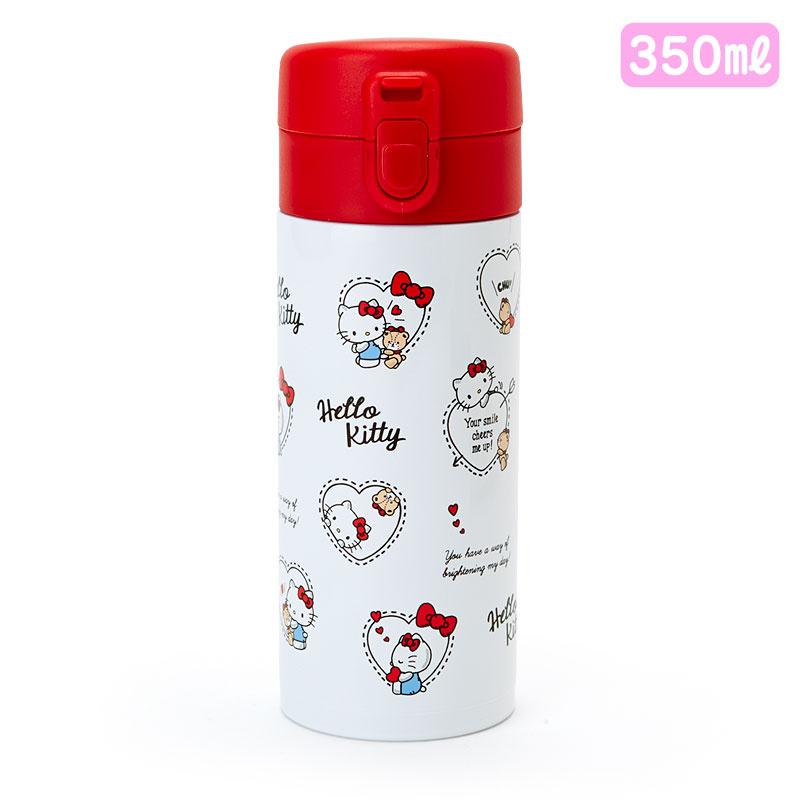 日本SANRIO Hello Kitty 水樽350ml [4款]